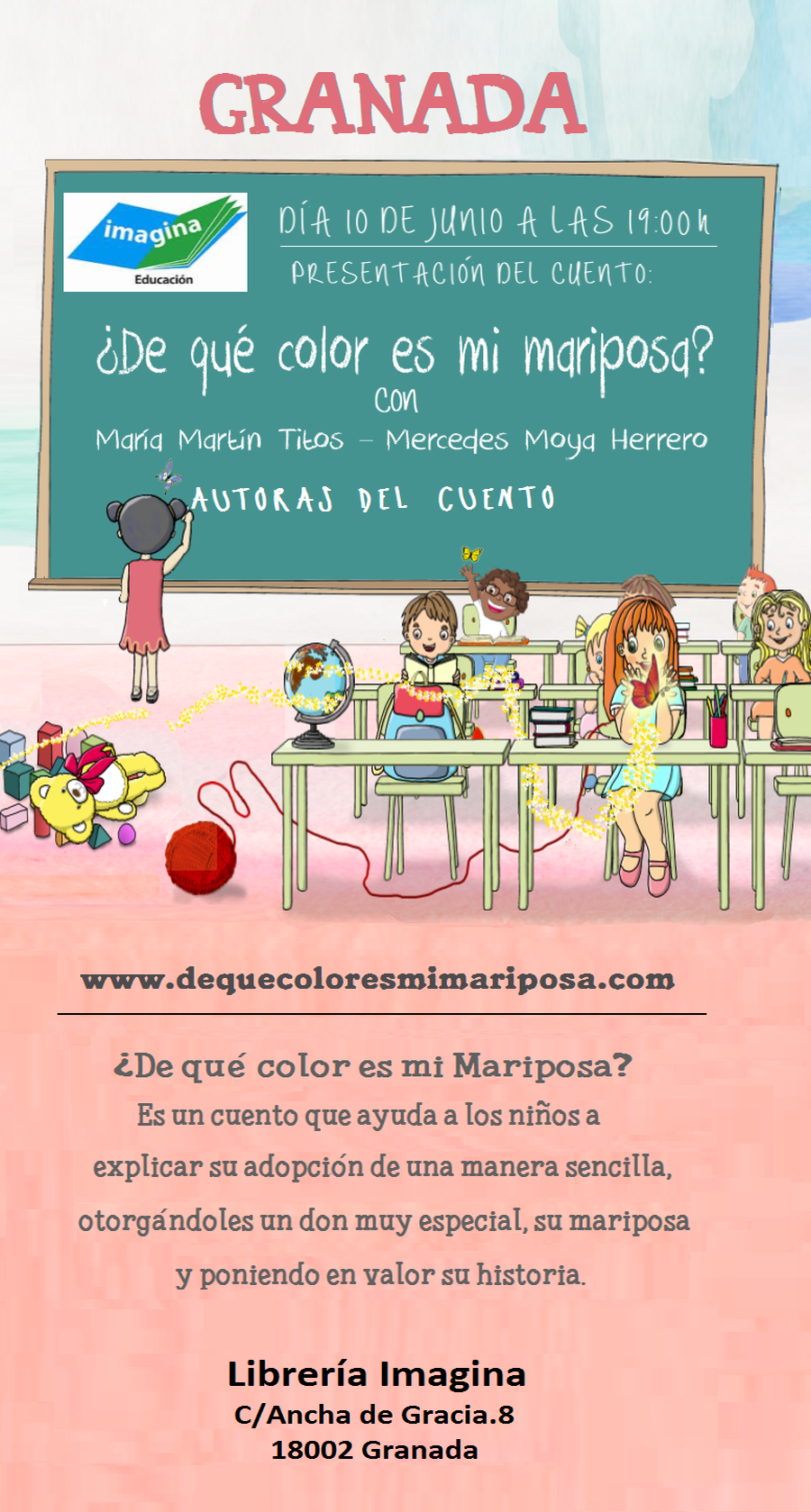 cartel presentaciónIMAGINA