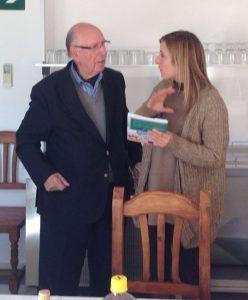 Juan Belda presidente fundador de Aldeas infantiles SOS y María Martín Titos escritora y Guionista especialista en diversidad familiar. Hablando de infancia