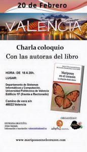 cartel presetnación Valencia