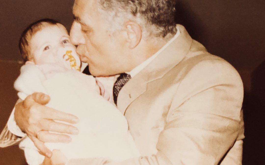 12 de agosto. Feliz cumpleaños, abuelo.