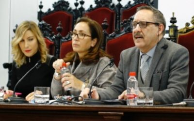 JORNADA SOBRE DIVERSIDAD Y REALIDAD. GRUPO DE MENORES DEL ICA GRANADA